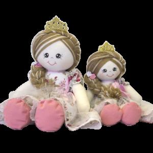Boneca De Pano Abelhinha Kids